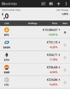 Bitcoin knackt 15.000-Euro-Marke
