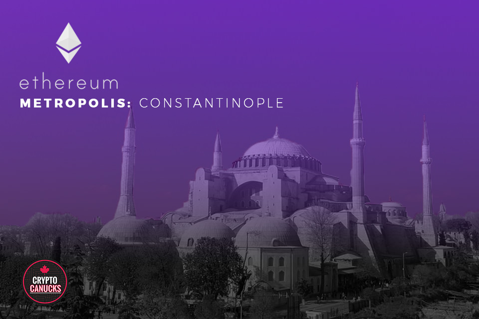 Ethereum Constantinople Update